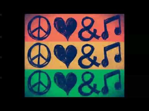 UK Reggae Stars -  Peace and Love
