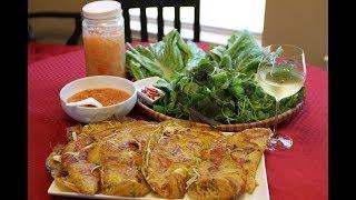 Dallas | Bánh Xèo | Vietnamese Pancakes