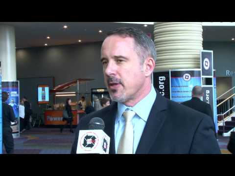 Micheal Blades speaks at Innovation Showcase I/ITSEC 2013