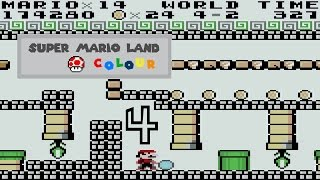 Super Mario Land Colour -4- Chai Kingdom