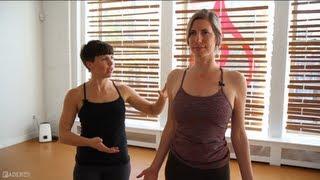 How To Do a Sun Salutation with Moksha Yoga