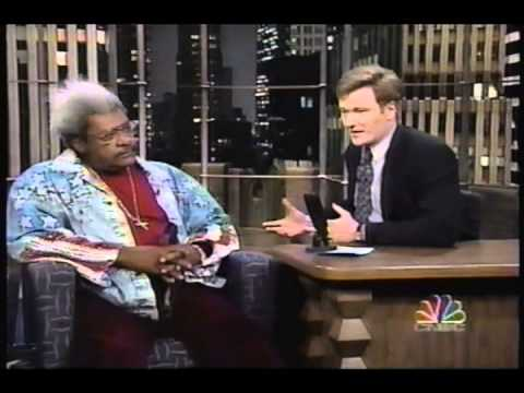 Don King on Conan: Addicted to the Testicles (1997-01-03)