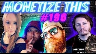 MONETIZE THIS ! #196 - Mike Tyson & Joe Rogan Podcast & NEGATIVE POITNS !