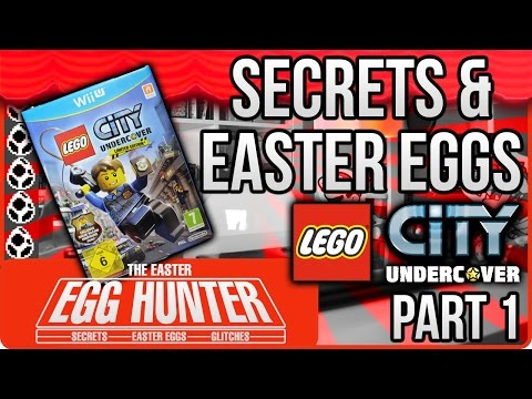 The Easter Egg Hunter: Wii U Lego City Undercover Part 1