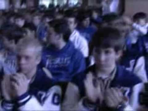 Jesuit High School New Orleans 2008 Thanksgiving Drive.wmv