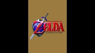 THE LEGEND OF  ZELDA OCARINA OF TIME DAY 1