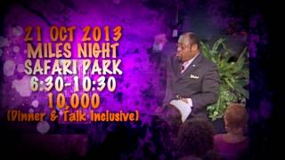 Dr.Myles Munroe live in KENYA-21st &22nd October 2013