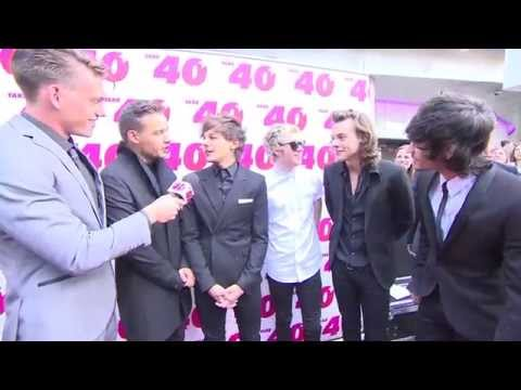 One Direction ARIA 2014