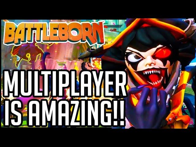Руководство запуска: Battleborn по сети (Fix by REVOLT)