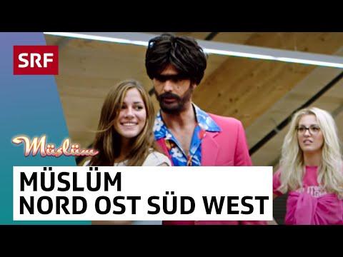 Müslüm Television unterwegs auf der A1 - Folge 3 - #müslümtv