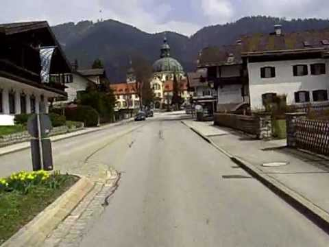 Short Trip from Munich to Garmisch (German Alps)
