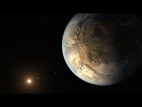 NASA Says Alien Life Could Be Found by 2025