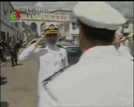 Marine Algérie Turquie