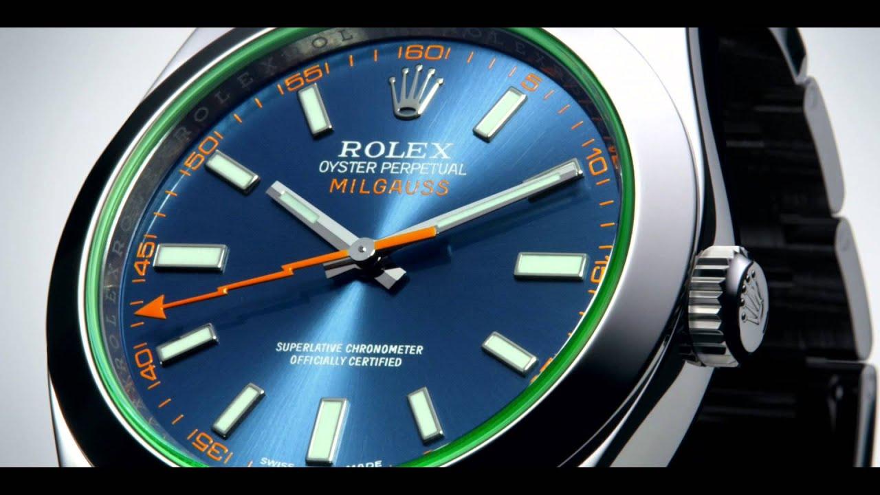 rolex z blue