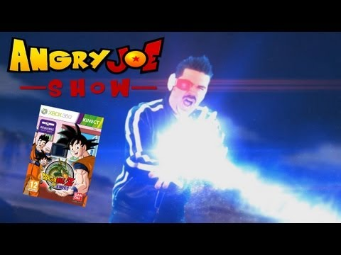 Dragonball Z Kinect: Angry Review