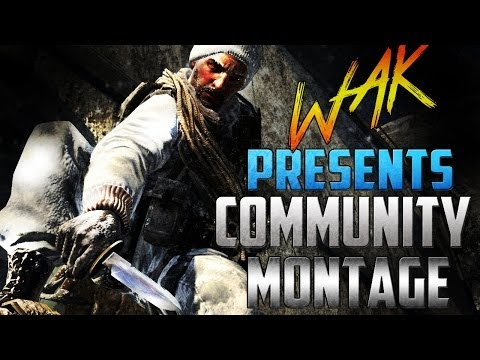 Community Montage w/ WAK Enigma / Edited by WAK Laced