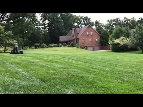 Iron Run Grass Cutting Peters Township, PA
