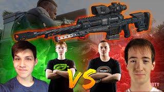 OpTic 2v2 Snipers - Scump + Pamaj vs. Bigtymer + Mboze