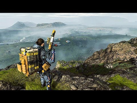 Death Stranding - E3 2018 Trailer (Playstation Conference)