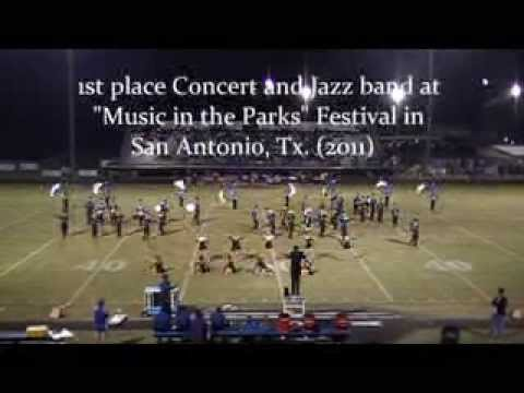 Port Allen High School Band Recuritment Video