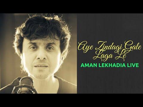 Suresh Wadkar-Aye Zindagi-Sadma By Aman Lekhadia