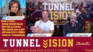 Tunnel Vision - USC Spring Football Recap