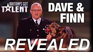 Dave and Finn: BGT Semi-Final Magic Trick REVEALED