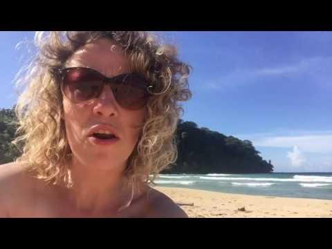 Reisvlog 5 Panama, Isla Bastimentos / Bocas del Toro