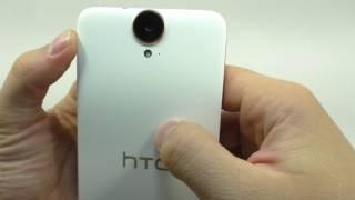 Видео обзор смартфона HTC One E9+ DS 32 Гб белый
