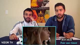Game of Thrones Season 4 Episode 5 [PART 1] REACTION!