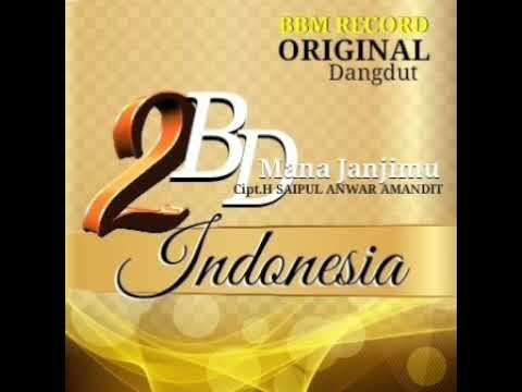 Download 2BD INDONESIA MANA JANJIMU COVER Mp4 baru