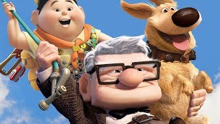 ? Disney/Pixar's Up - The Movie | All Cutscenes (Full Walkthrough HD)
