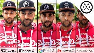 The Ultimate Smartphone Camera Comparison.