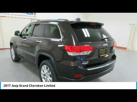 2017 Jeep Grand Cherokee Holzhauer Auto and Motorsports Group 879839