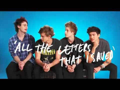 5 Seconds Of Summer - Everything I Didnt Say