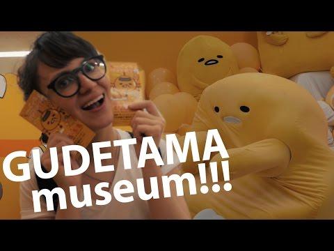 All Things GUDETAMA: JAPAN's LAZY EGG expo