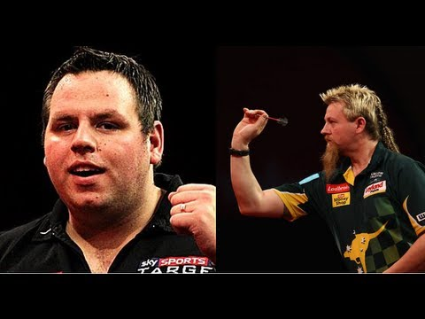 Premier League Of Darts 2013 - Week 14 - Lewis VS Whitlock HD