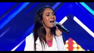 Shanell Dargan - The X Factor Australia 2014 - AUDITION [FULL]