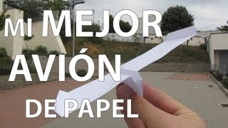 Mi Mejor Avin De Papel