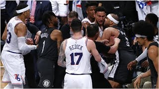 Jimmy Butler, Jared Dudley ejected after scuffle in Game 4 | NBA.com