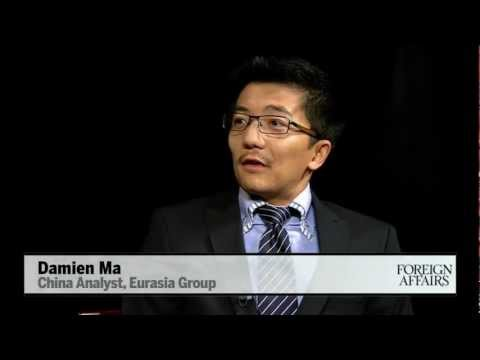 Damien Ma on China's Political Transition