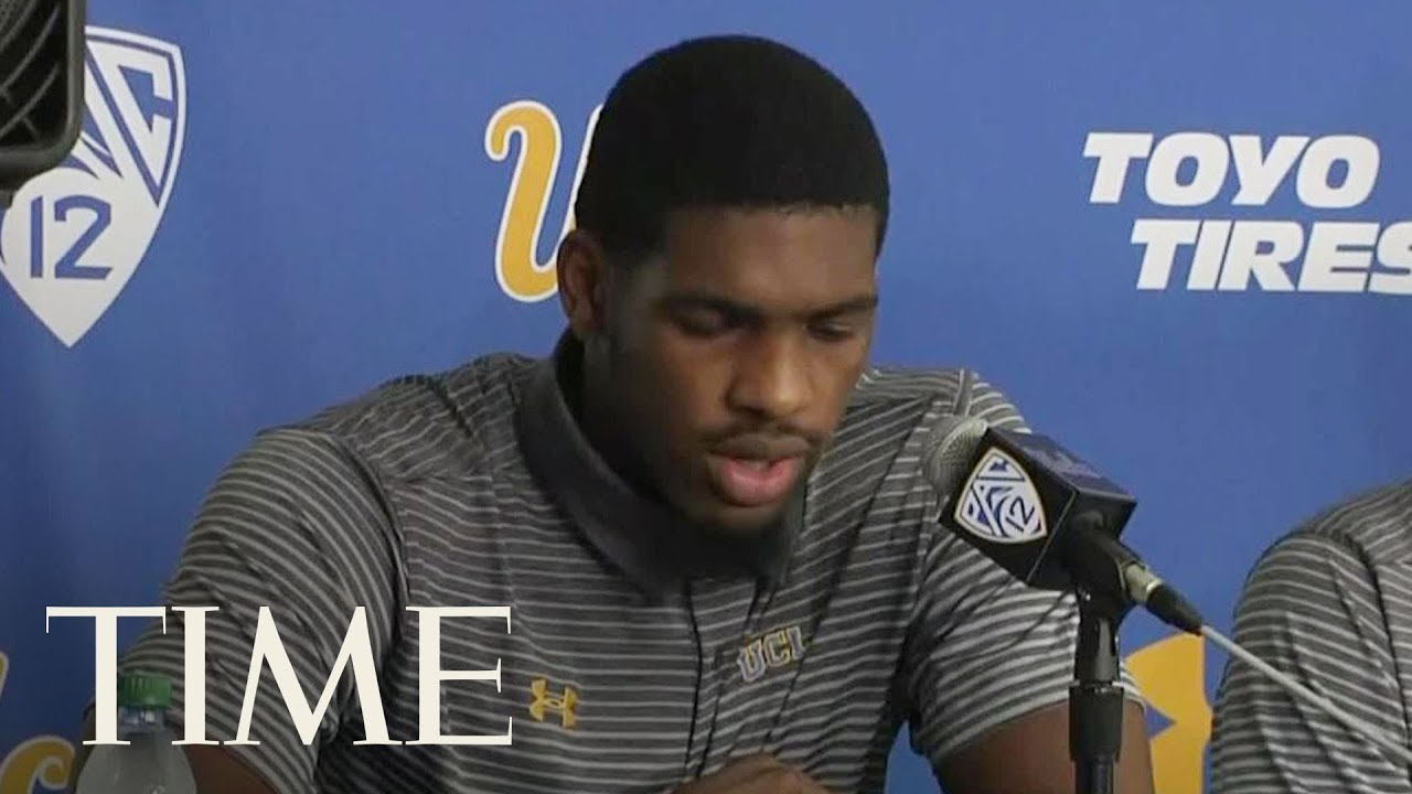 UCLA Players Return Home After Trump Intervened When They Were Detained For Shoplifting Claim | TIME