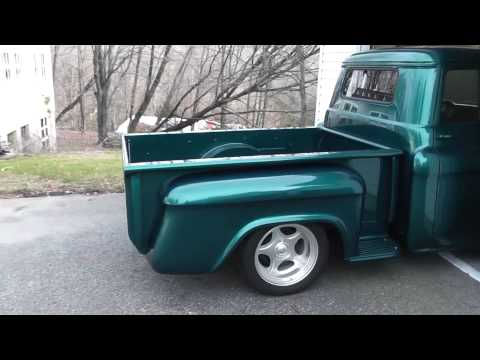 Hot Rod: 1955 Chevy/GMC Short-bed Pickup