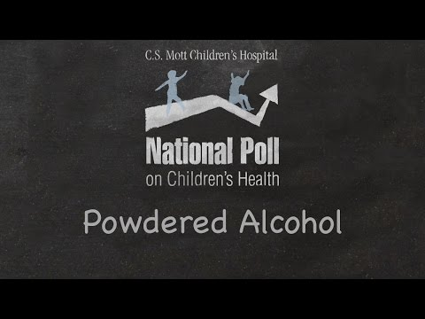 Mott Poll on Powdered Alcohol