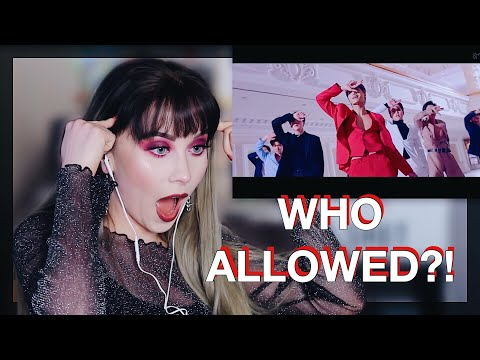 EXO - Love Shot M/V REACTION