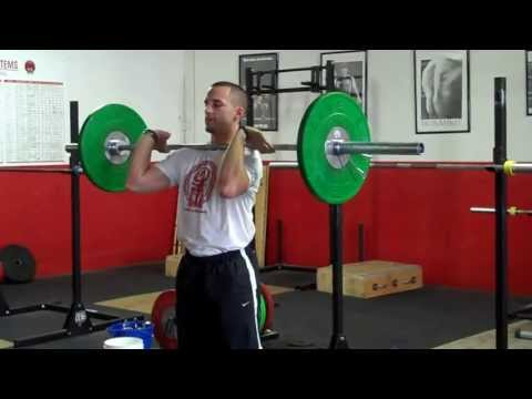 How to Power Clean Image 1