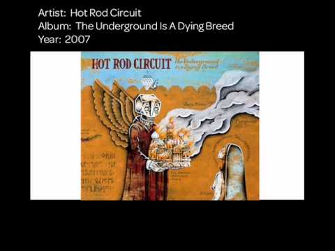 Hot Rod Circuit - Chinese Cuts