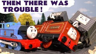 Thomas and Friends Toy Train Stories - Fun for kids and children with Trackmaster Trains TT4U