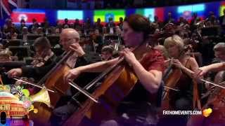Last Night of the Proms 2015 Extended Trailer
