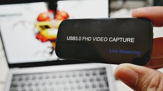 Awesome HD 1080p Gaming Capture Card - USB 3.0 - HDMI - Bypass HDCP -  Live Stream